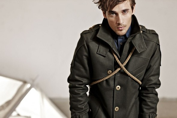 Johnny Love AutumnWinter 2011. Изображение № 18.