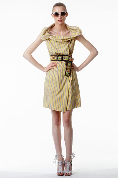 Лукбук: Vivienne Westwood Anglomania SS 2012. Изображение № 21.