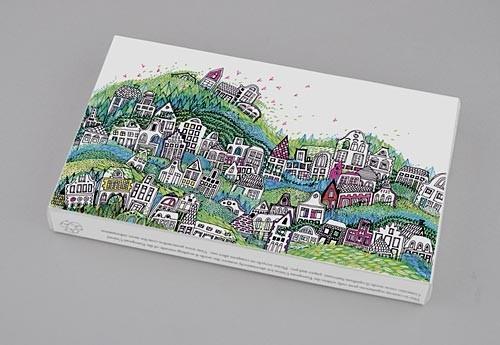 PostCarden - сад на вашем столе. Изображение № 7.