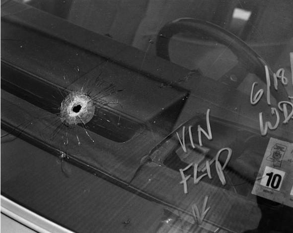 Америка - нация оружия. Фотографии Зеда Нельсона. Изображение № 13.