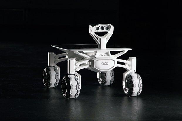 В Audi построили прототип лунохода сполным приводом. Изображение № 3.