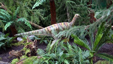 """""""Dinosaurs unleashed"""" или динозавры в Лондоне. Изображение № 12."""