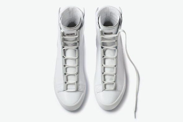 ADIDAS SLVR HIGH TOP LACE. Изображение № 5.