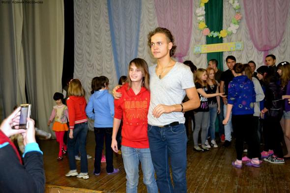 """Артисты театра """"Искушение"""" выступили для детишек из детского дома!. Изображение № 18."""