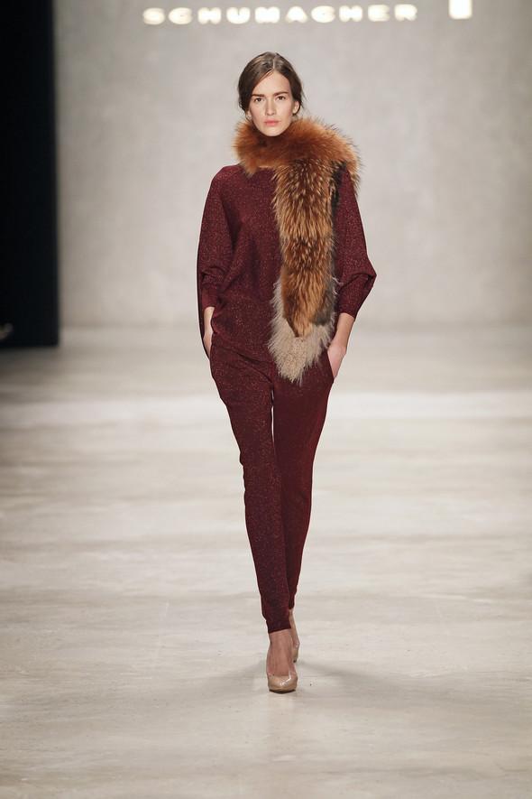 Berlin Fashion Week A/W 2012: Schumacher. Изображение № 12.