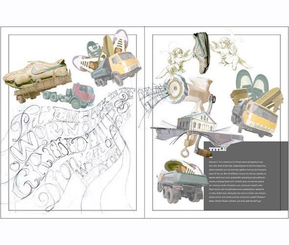 Личный опыт: 5 российских иллюстраторов, которые работают для зарубежных проектов. Изображение № 62.