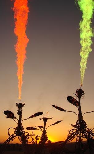 Burning man– art-проект мирового масштаба. Изображение № 6.