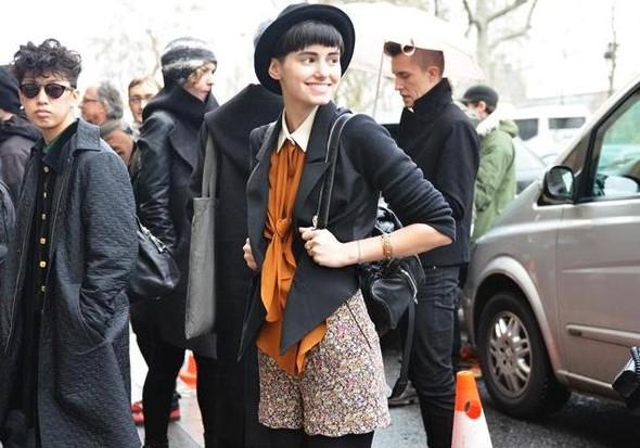 Головные уборы гостей Spring 2012 Couture. Изображение № 5.