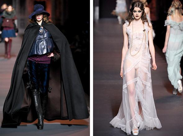 Последняя коллекция Джона Гальяно для Dior. Изображение № 17.
