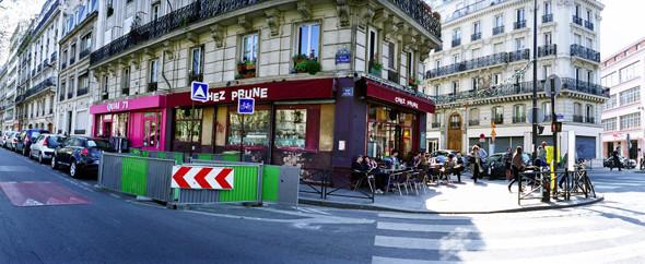 Изображение 11. Париж: Восток.. Изображение № 13.
