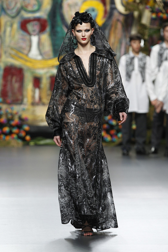 Испанцы Fall Winter 2011/2012: FRANCIS MONTESINOS. Изображение № 21.