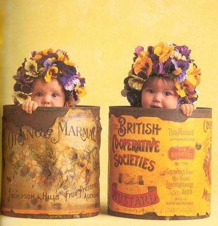 Anne Geddes иеё детки. Изображение № 24.