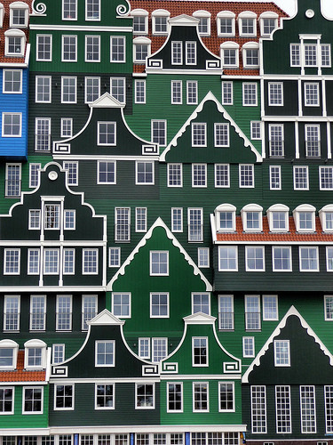 Hotel Inntel Zaandam. Изображение № 2.