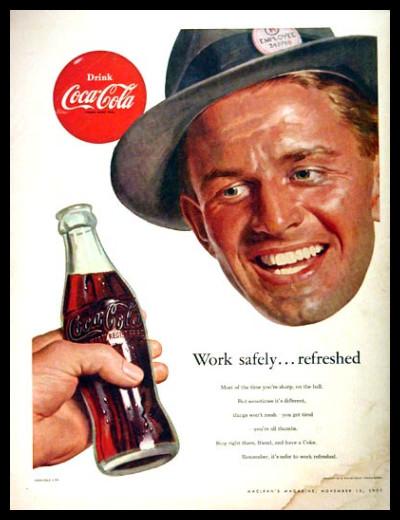 Изображение 53. Coca-cola – История бренда, история рекламы.. Изображение № 53.