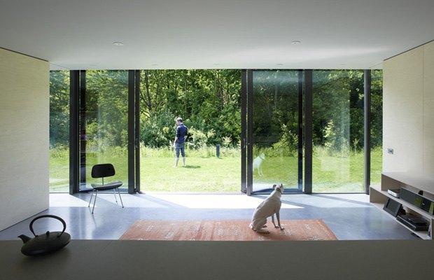 В Амстердаме построили зеркальный дом. Изображение № 4.