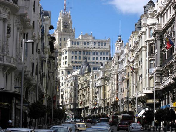 Путешествие по Мадриду. Изображение № 1.