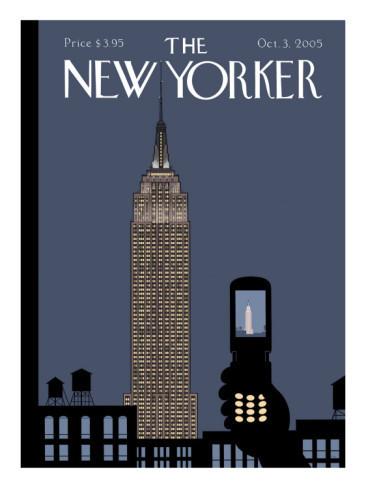 10 иллюстраторов журнала New Yorker. Изображение №63.