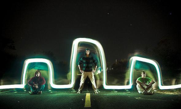 Да будет свет: 7 мастеров по световым граффити. Изображение № 19.