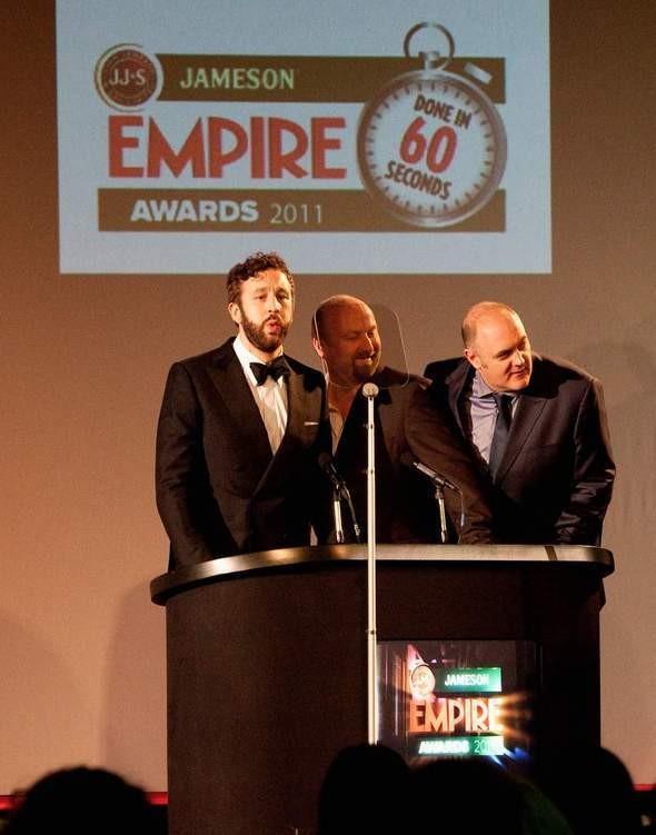 Изображение 20. JAMESON EMPIRE AWARDS 2011.. Изображение № 19.
