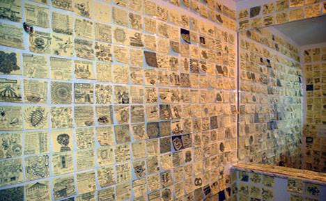 Post-It. Чудливые листики. Изображение № 11.