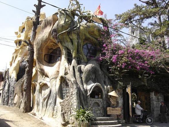 Crazy house Dalat. Изображение № 2.