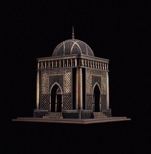 Изображение 3. Храмы из оружия.. Изображение № 3.