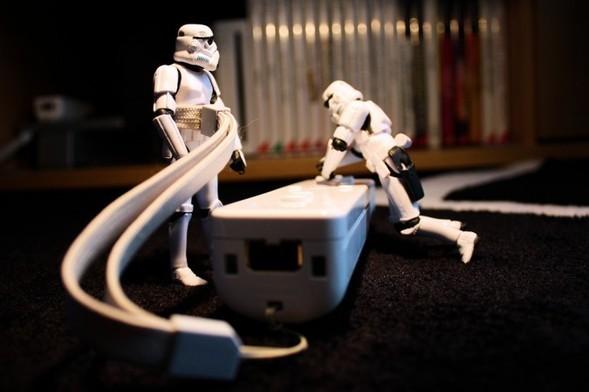 Stormtroopers dayoff. Изображение № 23.