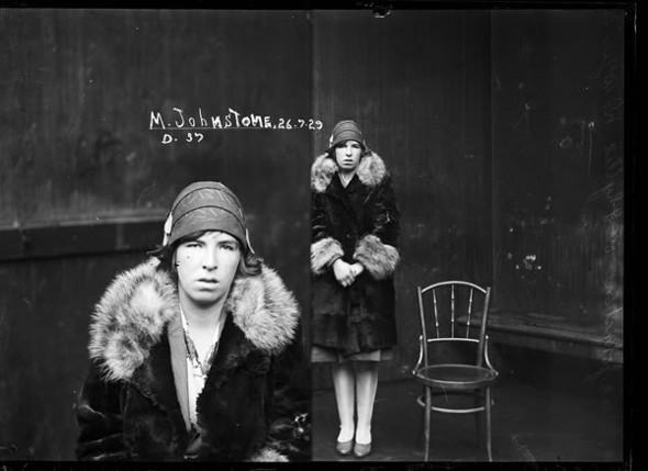 Фотографии американских гангстеров начала 20 века. Изображение № 17.
