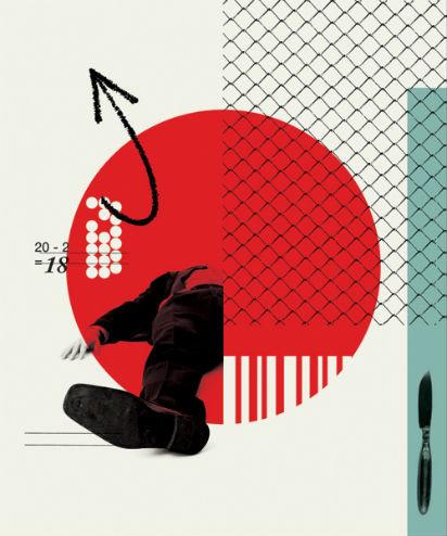 Новые имена: 15 молодых графических дизайнеров. Изображение №147.