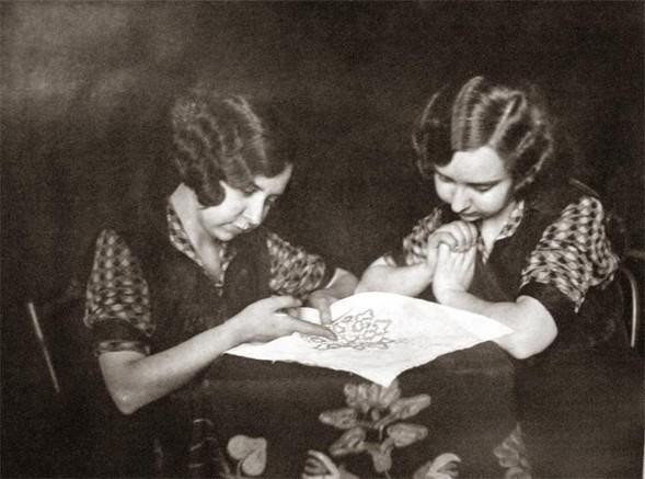 Домашние фото-эксперименты вдовоенном СССР. Изображение № 2.