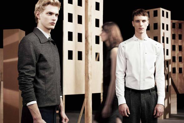 Мужские лукбуки: Louis Vuitton, Adidas и другие. Изображение № 35.