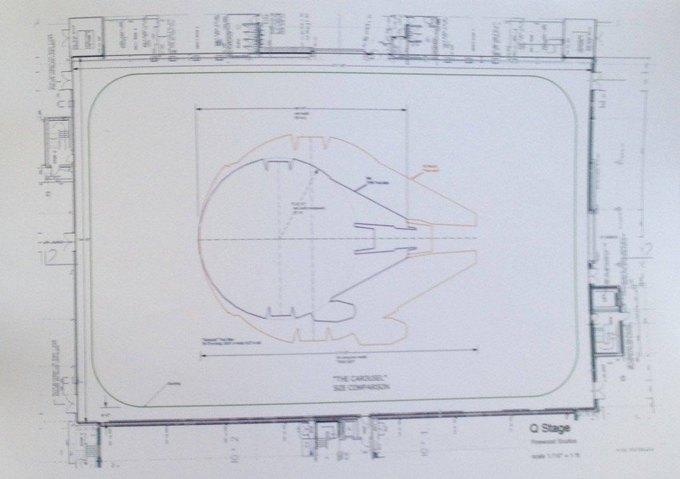 В Сеть выложили 32 концепт-арта для «Звёздных войн VII». Изображение № 29.