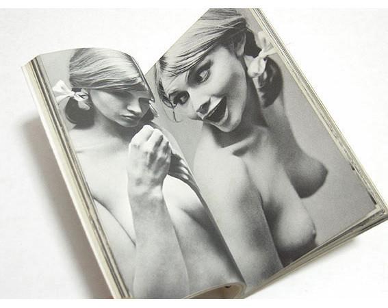Части тела: Обнаженные женщины на фотографиях 50-60х годов. Изображение № 124.