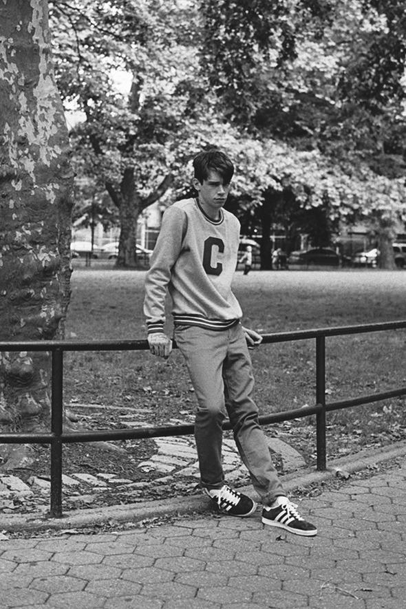 Новые мужские лукбуки Louis Vuitton, Marc Jacobs и Fred Perry. Изображение № 22.