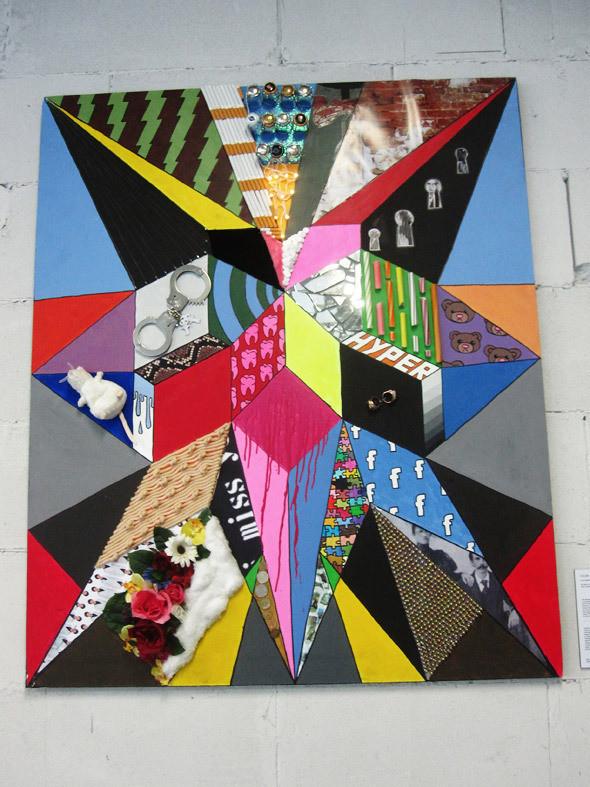 Изображение 44. Выставка: Итоговая выставка студентов Британки.. Изображение № 44.