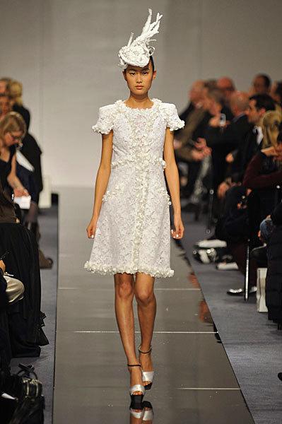 Chanel Spring 2009 Haute Couture. Изображение № 25.