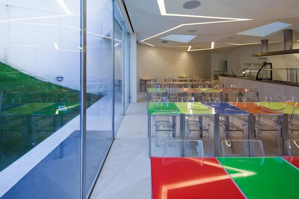 Vodafone центральный офис в Португалии. Изображение № 12.