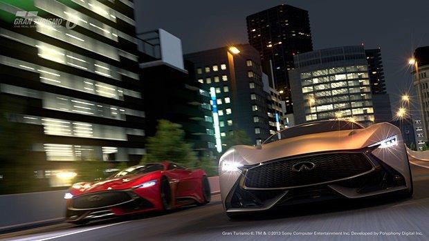 Концепт: суперкар Infiniti для игры Gran Turismo. Изображение № 40.