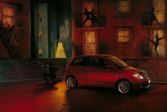 Красивые рекламные фотографии автомобилей. Изображение № 5.