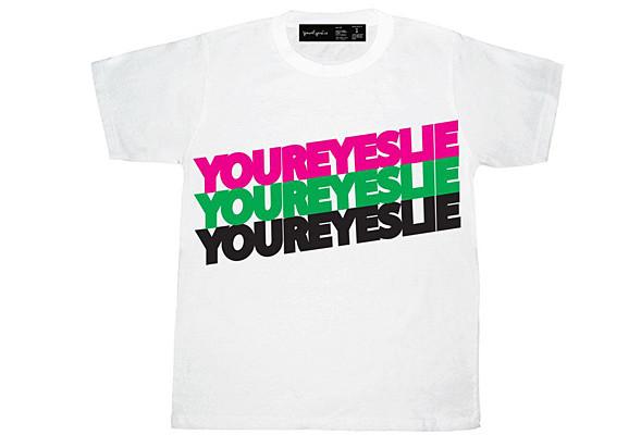 YourEyesLie – новые футболки. Изображение № 2.