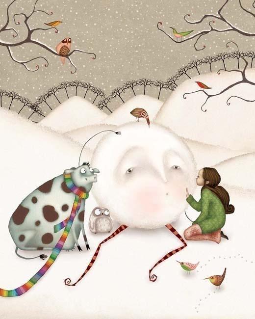 Изображение 18. Сказки на ночь от Лизы Эванс (Lisa Evans).. Изображение № 31.