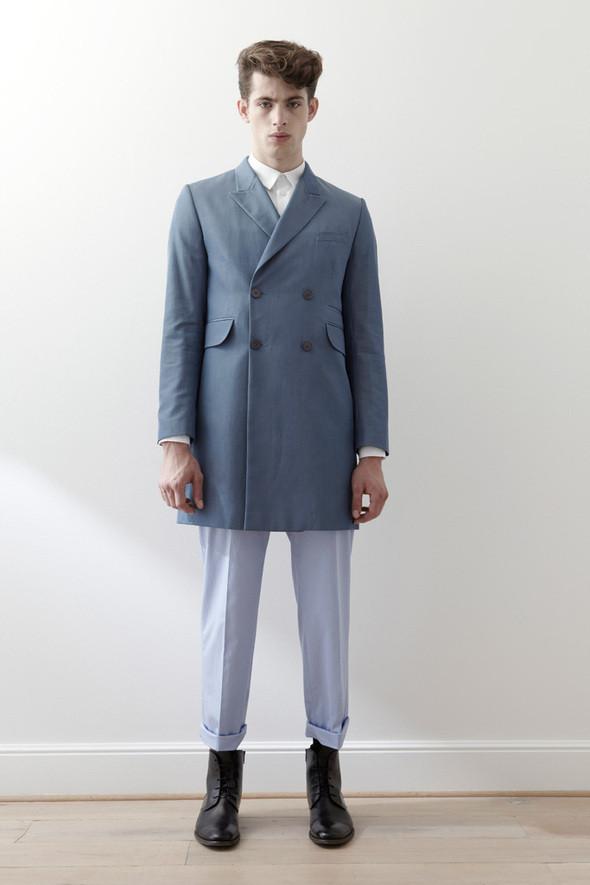 Изображение 3. Лукбук: Carven SS 2012 Menswear.. Изображение № 3.
