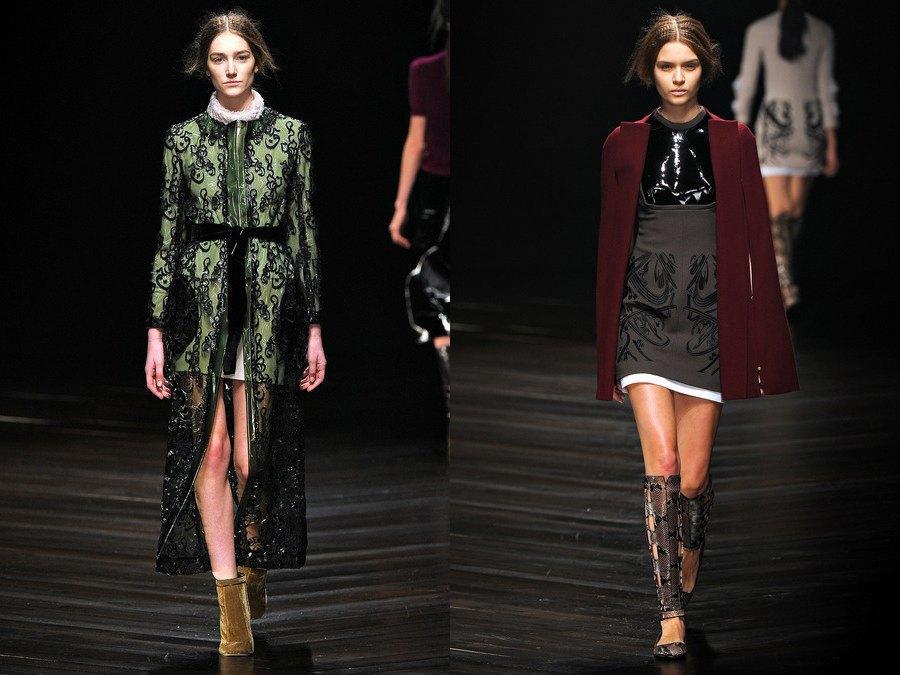 Неделя моды в Лондоне:  Дни 2 и 3. Изображение № 46.