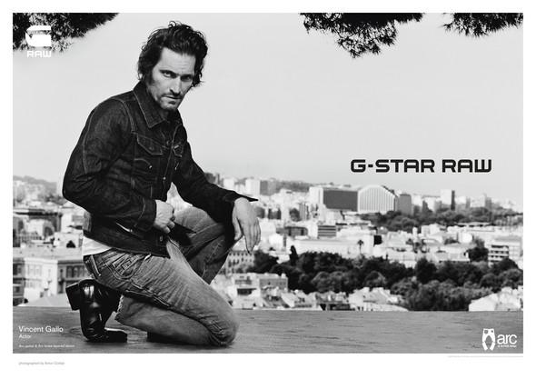 Рекламная кампания: G-Star RAW SS'12. Изображение № 14.