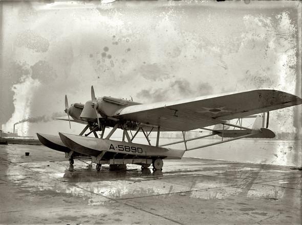 Фотографии авиации, начало прошлого века. Изображение № 11.