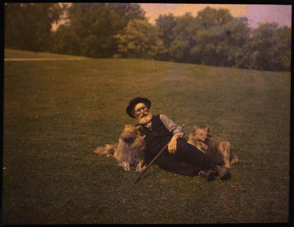 Автохром Люмьер – цветные фотографии начала XX века. Изображение № 20.