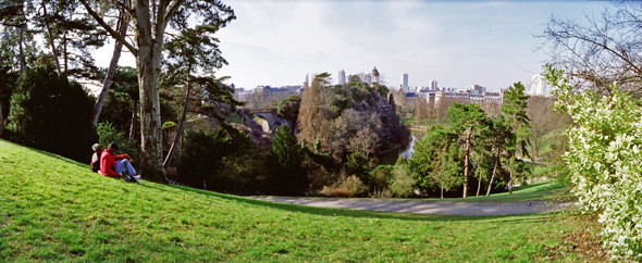 Изображение 12. Париж: сады и парки.. Изображение № 14.