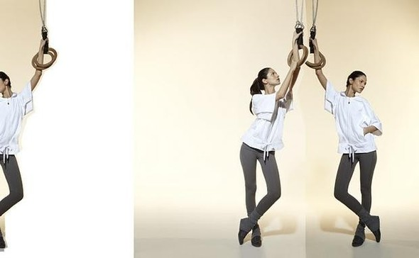 В Санкт-Петербурге открылся женский магазин Adidas. Изображение № 3.