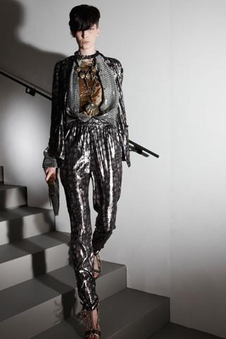 Изображение 34. Лукбуки Resort 2012: Givenchy, Lanvin.. Изображение № 34.