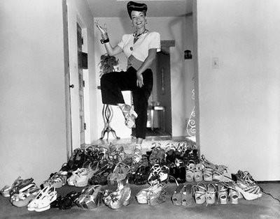 Мечты шузоголика: Обувь на платформе. Изображение № 1.